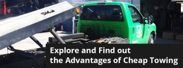 Explore and Find out the Advantages of Cheap Towing